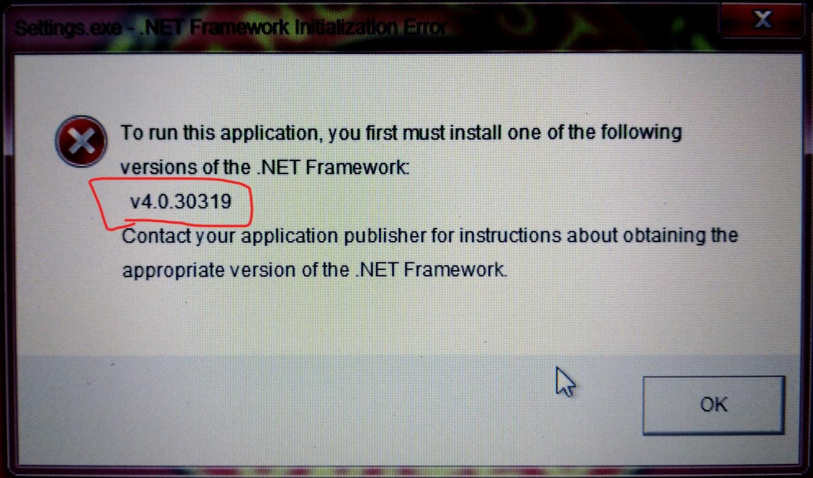 how to fix error hresult 0xc8000222 in net framework installation