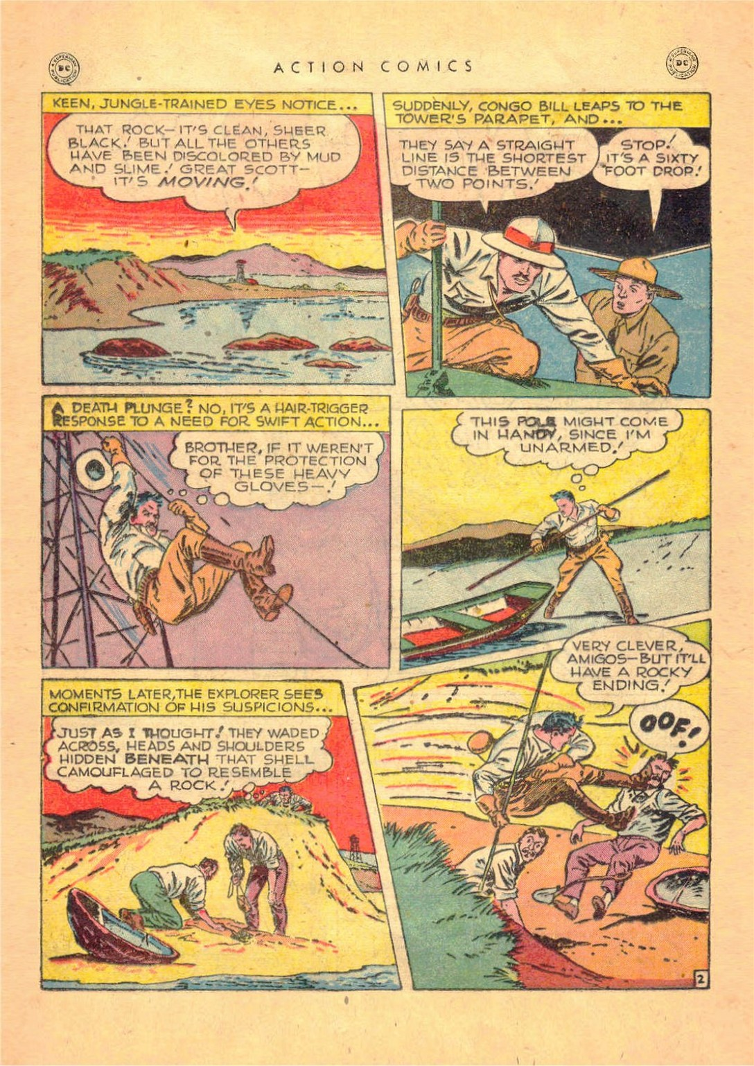 Read online Action Comics (1938) comic -  Issue #124 - 36