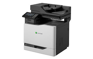 Download driver Lexmark XC6152