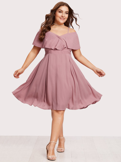 d7259b0277 Shein Plus Size Collection - Must Have Dresses - Deria - Fashion ...