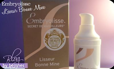 Lisseur Bonne Mine : Soins Embryolisse