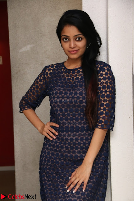 Dazzling Janani Iyer New pics in blue transparent dress spicy Pics 006.jpg