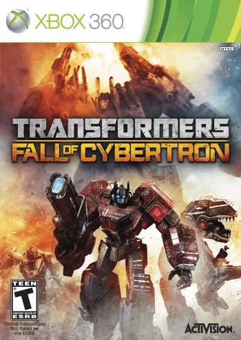 Transformers: Fall of Cybertron PT-BR (JTAG/RGH) Xbox 360 Torrent