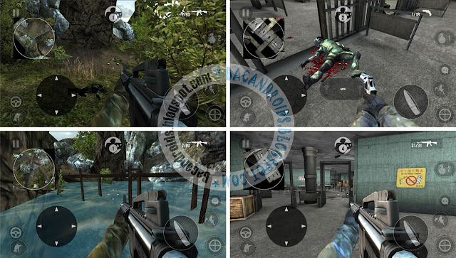 Game Bullet Force APK Data Mod Money Android Terbaru