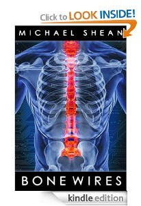 The Book Reviewer is IN: Bone Wires by Michael Shean