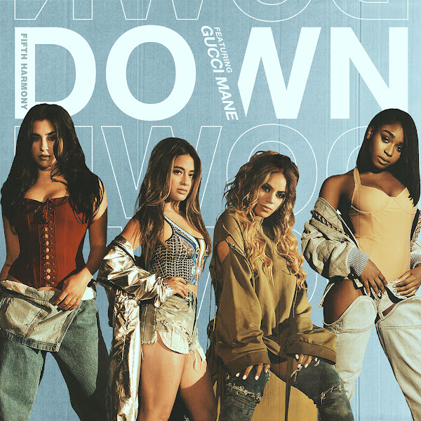 Fifth Harmony - Down (feat. Gucci Mane) - Single Cover