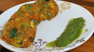 Corn Patties Recipe | Sweet Corn Cutlet | foddiescorner