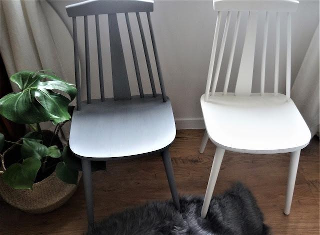 krzesło fameg, krzesło patyczak, monstera, kosz fladis ikea