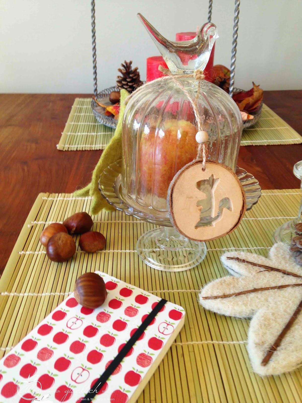 Herbstdekoration Barbara Priesching