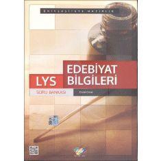 FDD LYS Edebiyat Bilgileri Soru Bankası (2016)