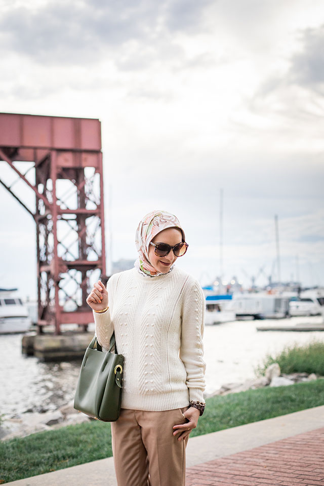 Fall Neutral Layers-JORD Watch