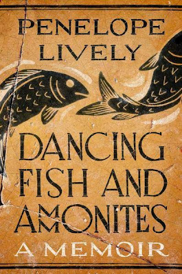 Dancing Fish and Ammonites by Penelope Lively – book cover