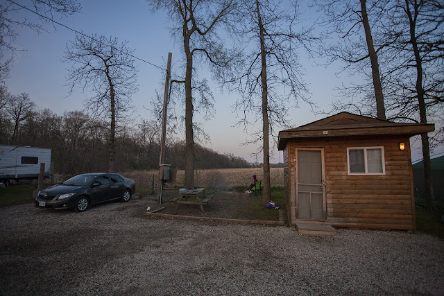 Renting a Cabin near Point Pelee for Bird Migration
