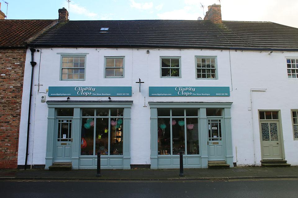 Shoe Shop Boroughbridge