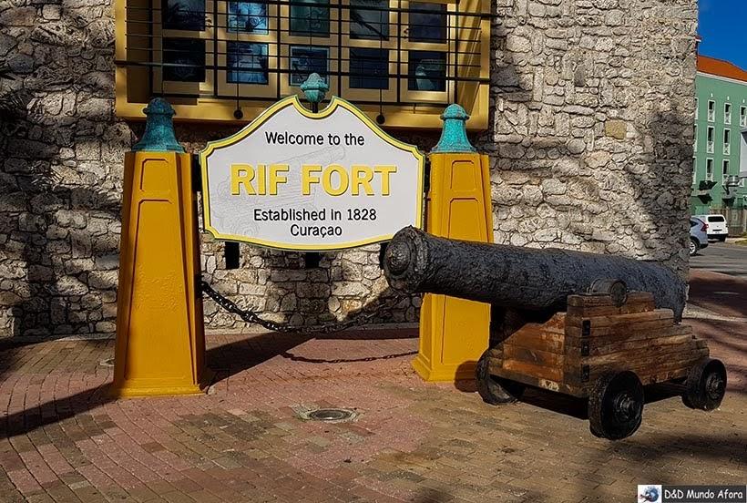 Rif Fort - O que fazer em Curaçao