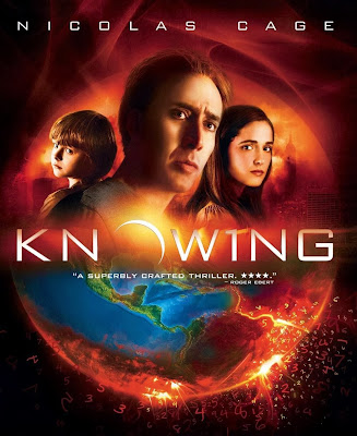 Poster Of Knowing (2009) In Hindi English Dual Audio 300MB Compressed Small Size Pc Movie Free Download Only At worldfree4u.com