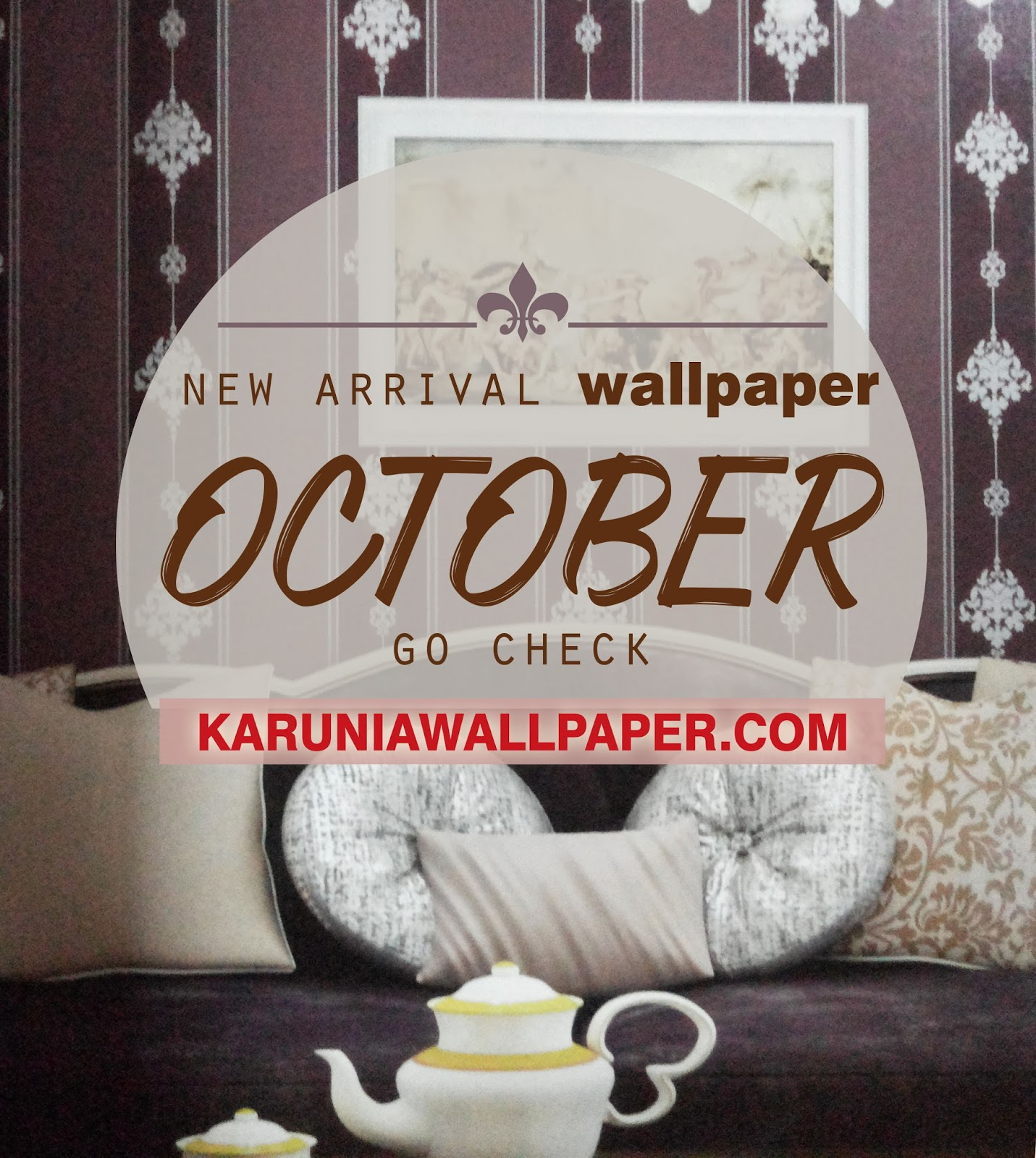 wallpaper dinding new arrival