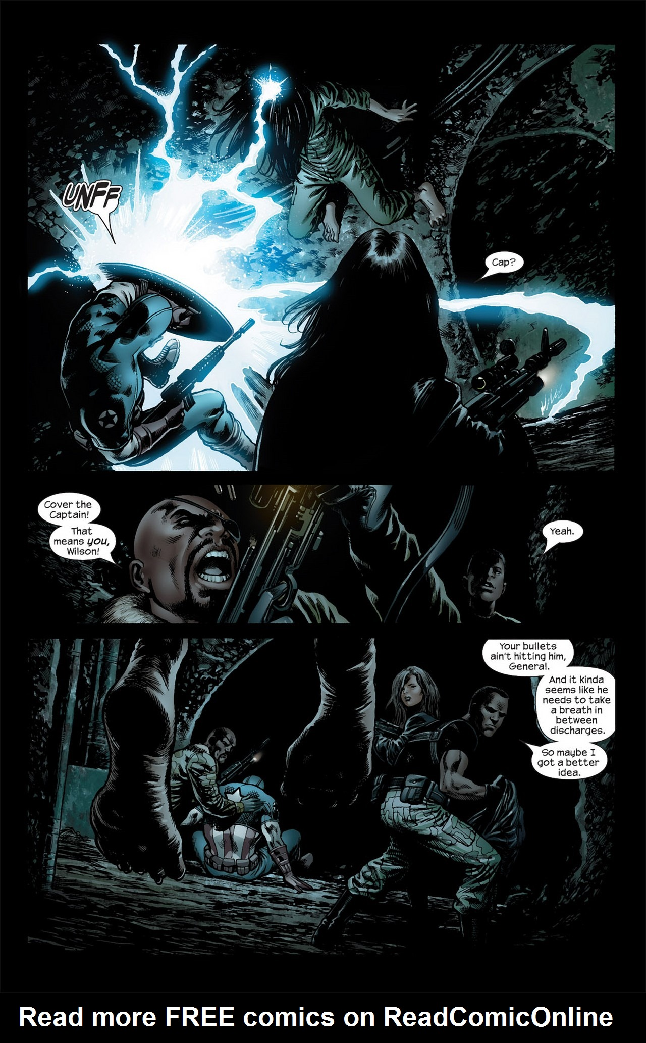 Read online Ultimate Nightmare comic -  Issue #3 - 12