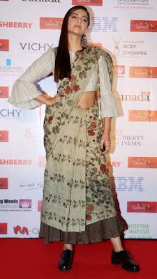 Sonam Kapoor at the KASHISH Mumbai International Queer Film Festival