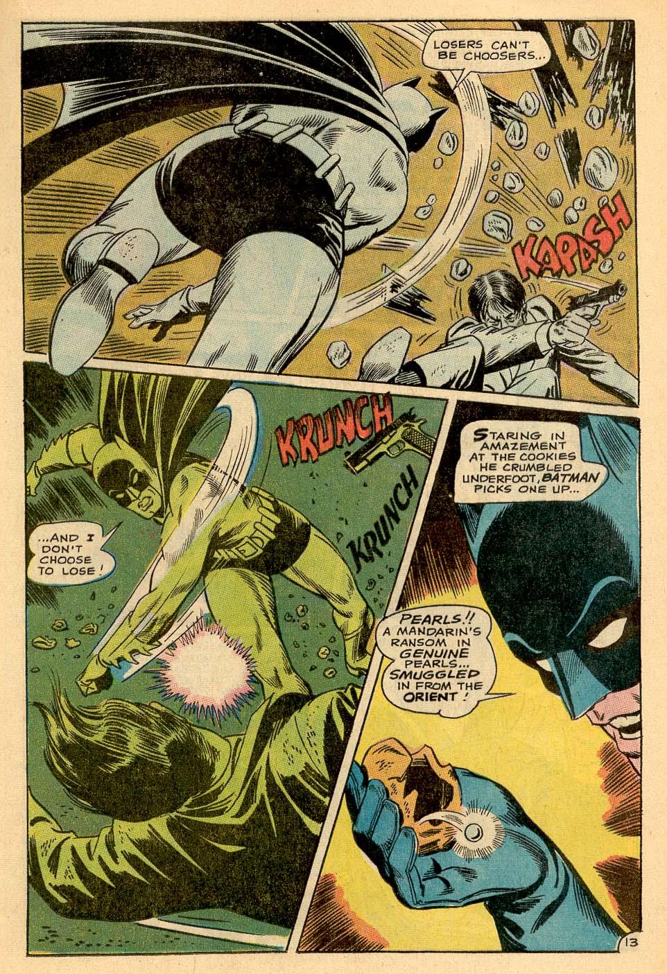 Detective Comics (1937) 383 Page 16
