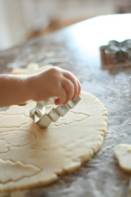 Recipe : Vanilla Bean Christmas Sugar Cookies