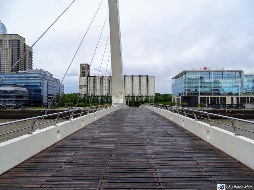 Ponte de Las Mujeres - Buenos Aires (Argentina) - Puerto Madero