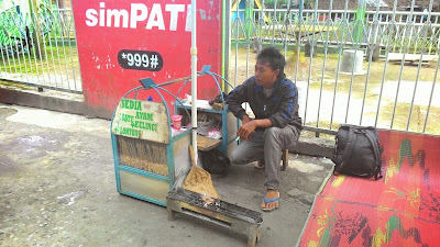 Pemandian air panas guci tegal
