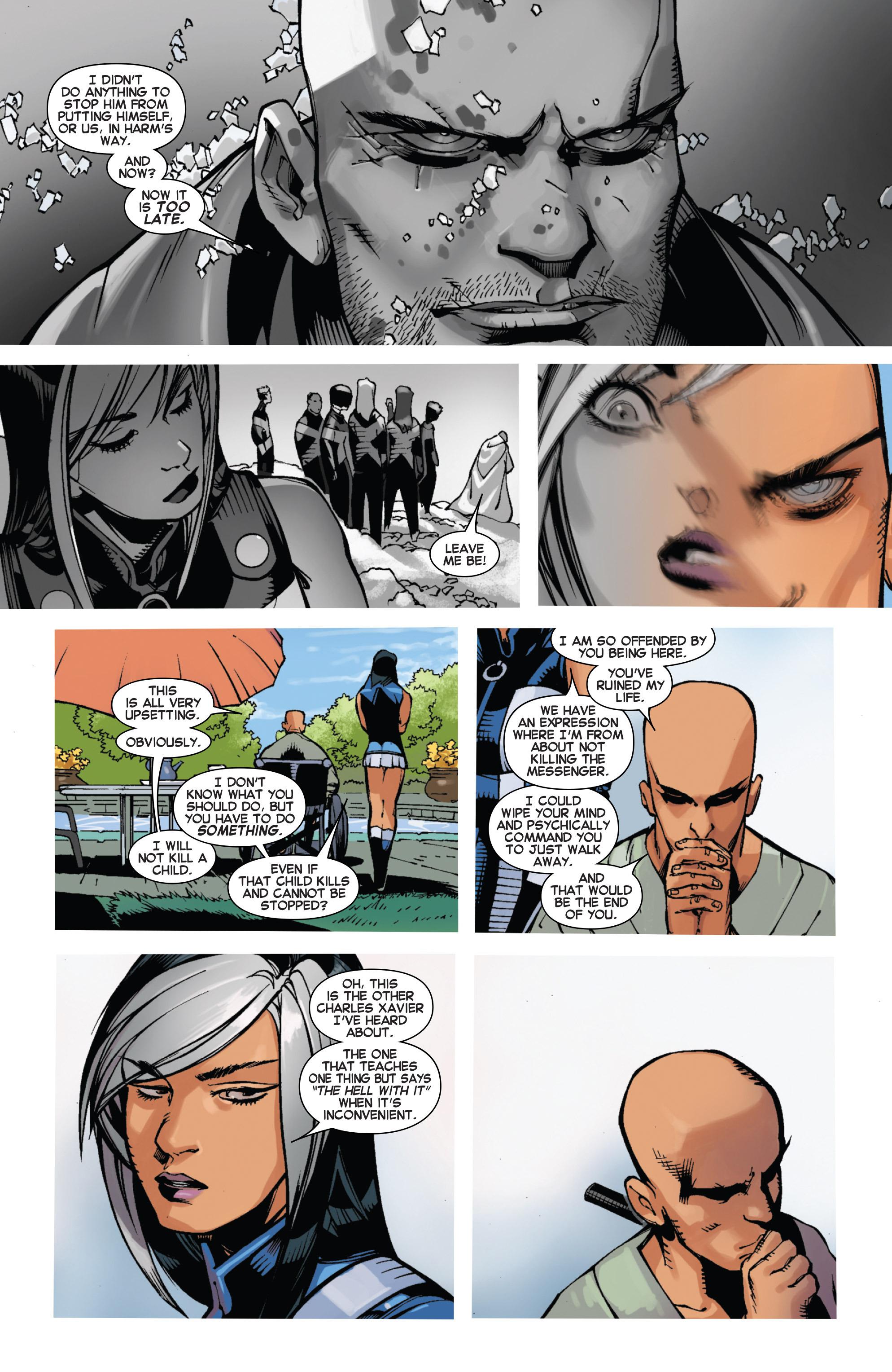 Read online Uncanny X-Men (2013) comic -  Issue # _TPB 5 - The Omega Mutant - 87