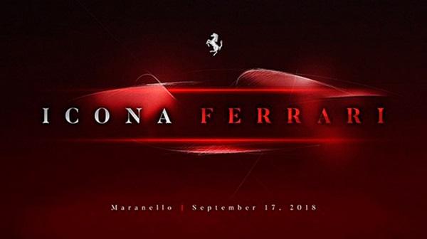 Nuevo Ferrari Teaser