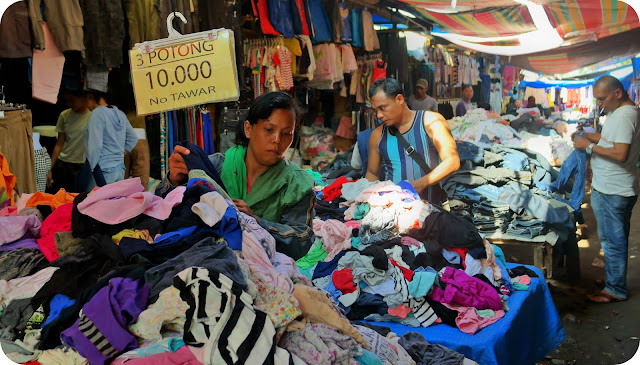 Pasar Baju Bekas Medan