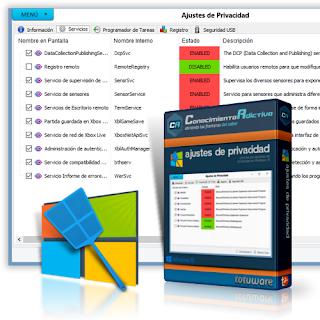 Windows Privacy Tweaker Portable