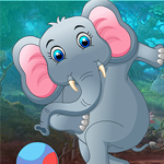 Games4King Playing Elepha…