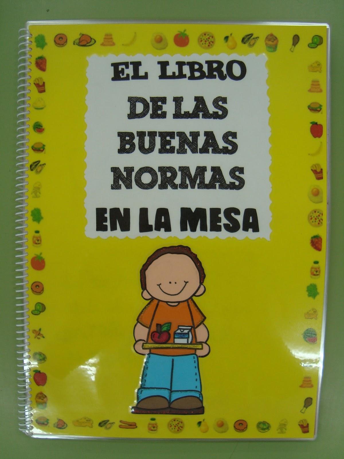 Plastificando ilusiones el libro de las buenas normas en for Libro fuera de norma