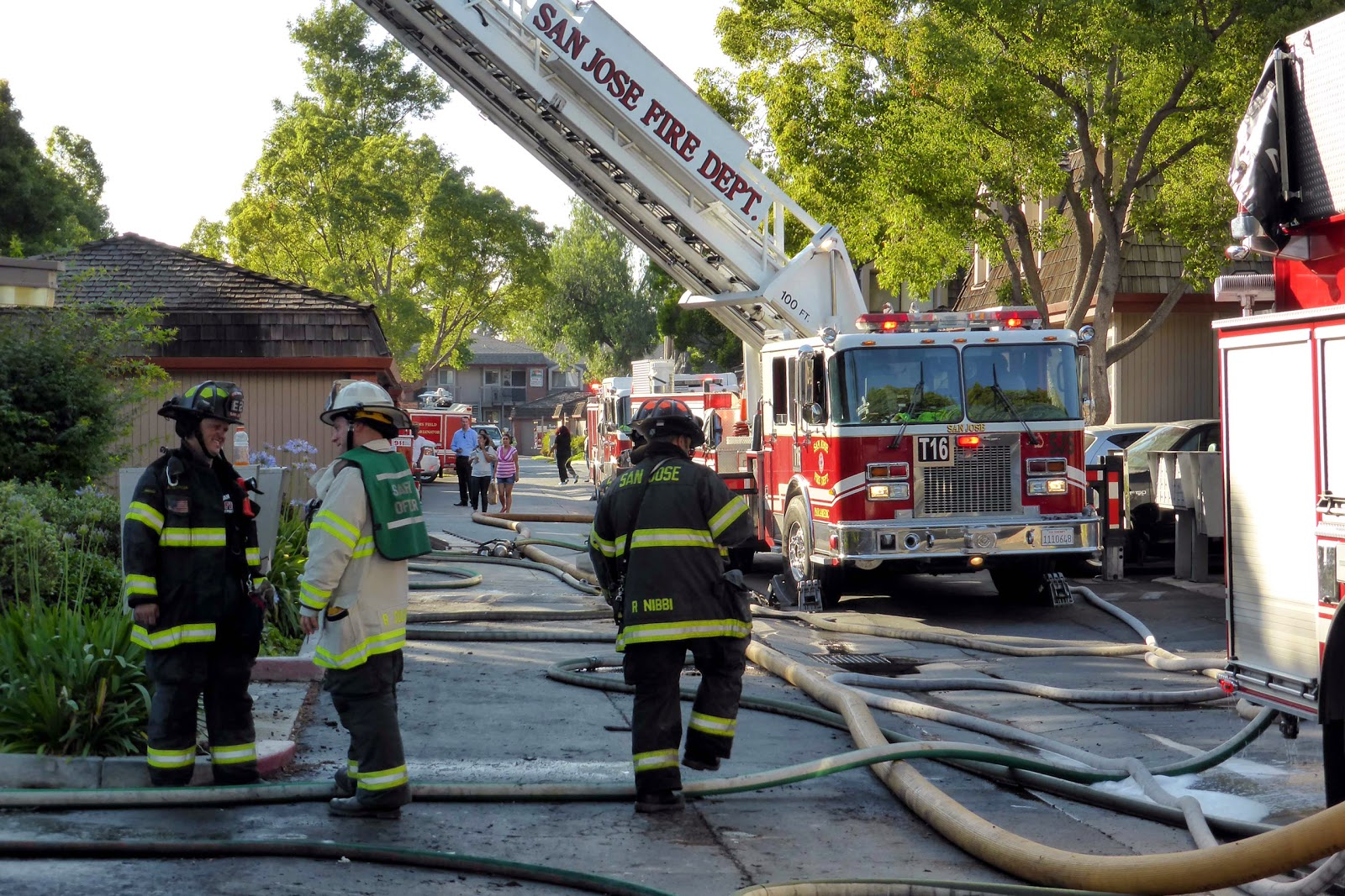 Fire Associates Of Santa Clara Valley San Jose Apartment