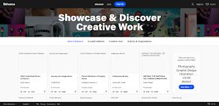 3 Situs Untuk Inspirasi Desain Grafis Terbaik