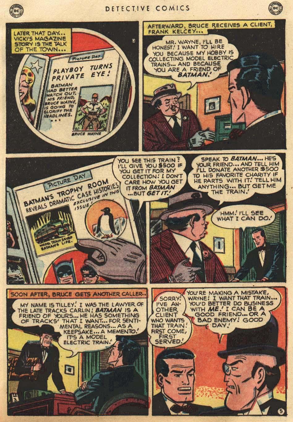 Detective Comics (1937) 155 Page 6