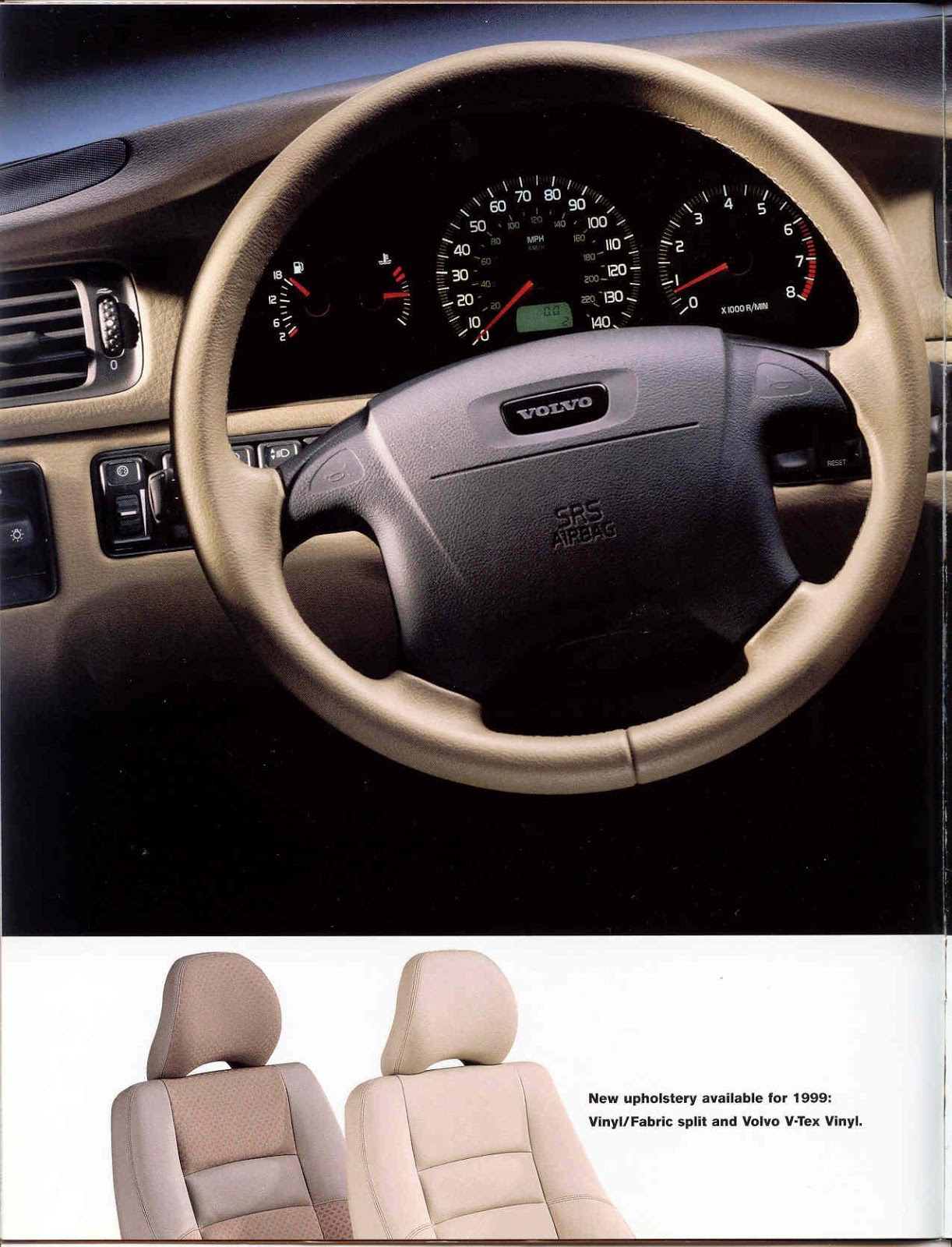 My World Of Volvo S70 Brochure Us 850 Cross Country