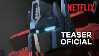 Transformers: War for Cybertron Trilogy – Millie Bobby Brown – 8 filmes e séries Lista Netflix