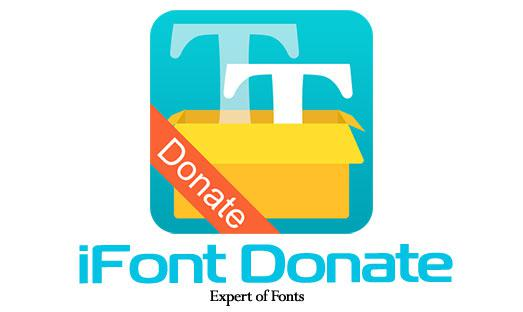 iFont Donate v5.6.0 Full APK