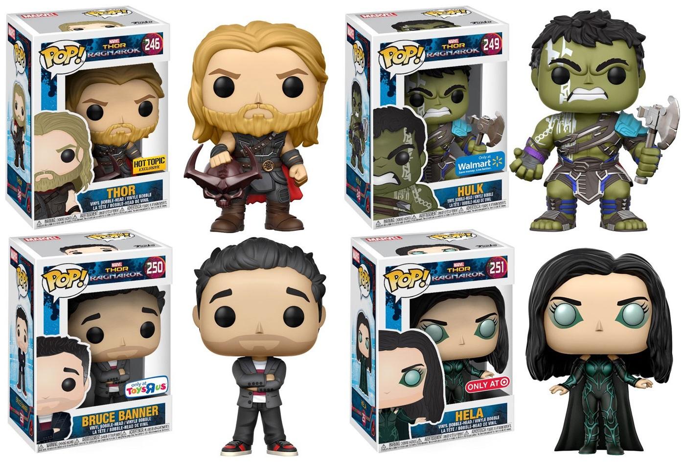 The Blot Says...: Thor: Ragnarok Retailer Exclusive Pop ...