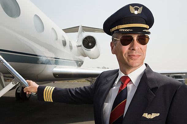 Pilotos fazem sucesso no Tinder