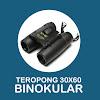 Teropong Binokular / Sakura Binoculars High Definition Night Vision Concert 30 x 60
