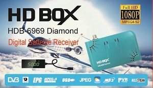 HD BOX HDB-6969 Diamond