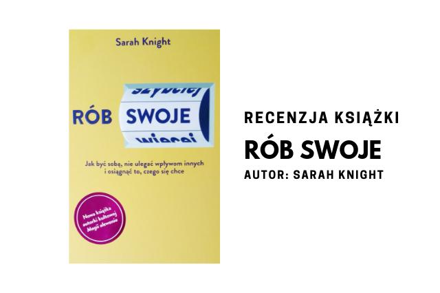 rób-swoje-recenzja-książki-blog-książkowy