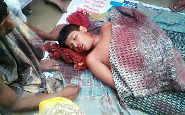 School students killed in Bakshiganj truck