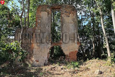 Усадьба Рейтанов. Руины бровара