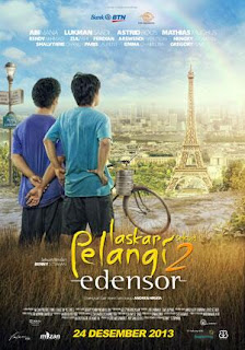 Download Film Laskar Pelangi 2 : Edensor (2013) WEB-DL