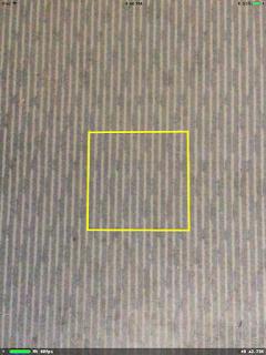Plane detection using Ht test