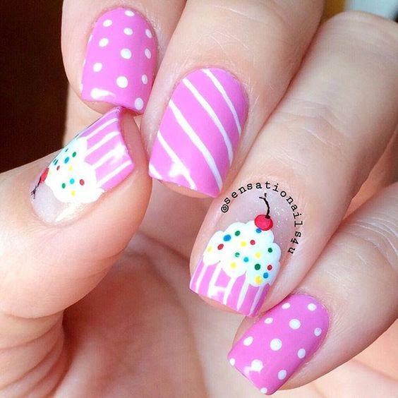 Ideias de unhas by Pinterest #6 | Especial Dia dos Namorados