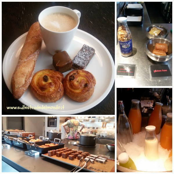 CitizenM breakfast